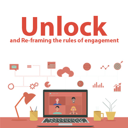 Unlock and Re-framing the rules of engagement